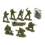Soviet Special Forces - a set of 8 pcs