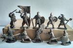 Svyatoslav Warriors - a set of 10 pcs.