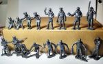 Toy soldiers Polar Explorers - 16 psc