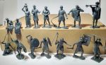 Toy soldiers Romans - 15 psc