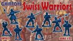 CHT022 Swiss Warriors