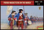 STR233  French Musketeers on the March