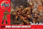 AIR2704 WWII Russian Infantry