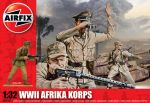 AIR2708 WWII German Afrika Korps