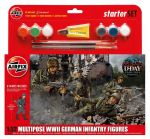 AIR55210 WWII German Infantry Multipose Starter Set