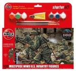 AIR55212 WWII US Infantry Multipose Starter Set