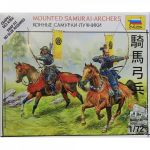 6416 Mounted samurai-archers
