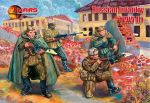 MAR72115 WWII Russian Infantry