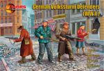 MAR72117 WWII German Volkssturm Defenders