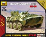 7401 Soviet Personnel Carrier BTR-80