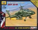 7408 U.S. Atack Helicopter AH-64 Apache