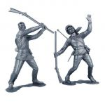 Frontiersmen №2 (Marx recast) - a set of 2 pcs