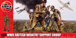 AIR4710 WWII British Infantry Support
