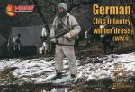 MAR72111 WWII German Elite Infantry (Winter Dress)