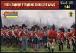 STR199 Highlanders Standing Shoulder Arms