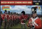 STR201 British Infantry Standing Order Arms