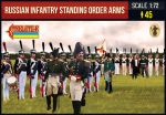 STR217 Russian Infantry Standing Order Arms