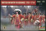 STR230  British Infantry in Advance 1701-1714