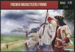 STR234  French Musketeers Firing